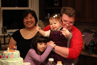 Kinzie's First Birthday 016