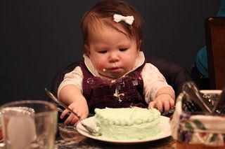 Kinzie's First Birthday 031